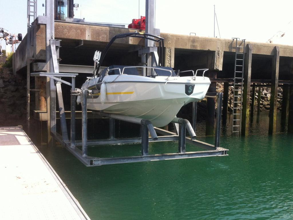 Carteret Marine - Port à sec